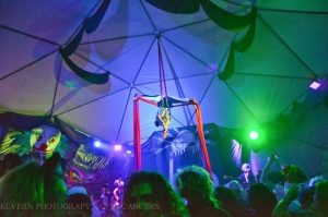 Carnival of the Dmned Circus Tent