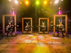 Cirque cabaret
