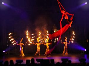 circus show for hire