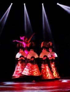 cirque masquerade