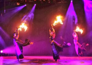 arabian nights circus